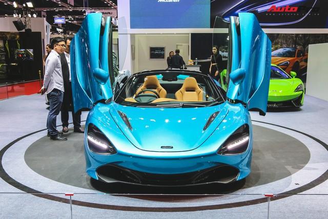 McLaren 720S Spider ra mắt Thái Lan - Đại gia Việt nào sẽ rước về garage? - Ảnh 3.