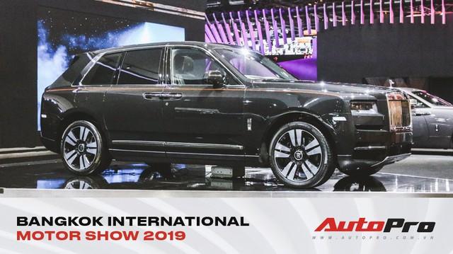 Rolls-Royce Cullinan ra mắt tại Thái Lan - SUV siêu sang người Việt phát thèm vì chưa được mục sở thị