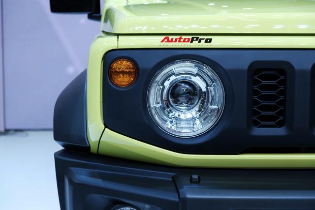 Hàng hot Suzuki Jimny ra mắt Thái Lan với mức giá không thể chát hơn, vạch tương lai mờ mịt ở Việt Nam - Ảnh 10.