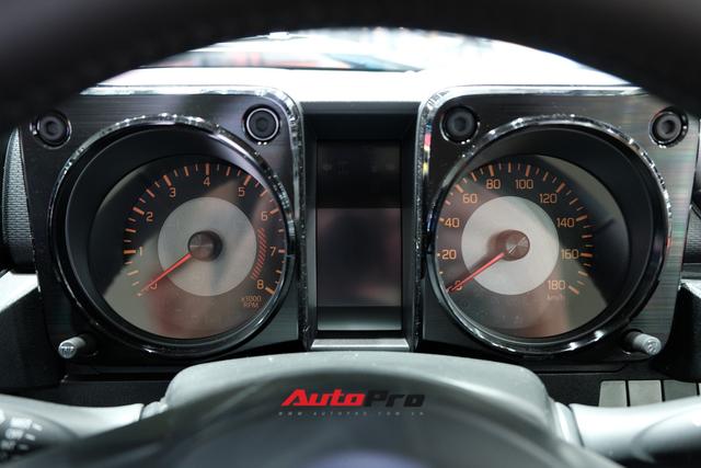 Hàng hot Suzuki Jimny ra mắt Thái Lan với mức giá không thể chát hơn, vạch tương lai mờ mịt ở Việt Nam - Ảnh 16.