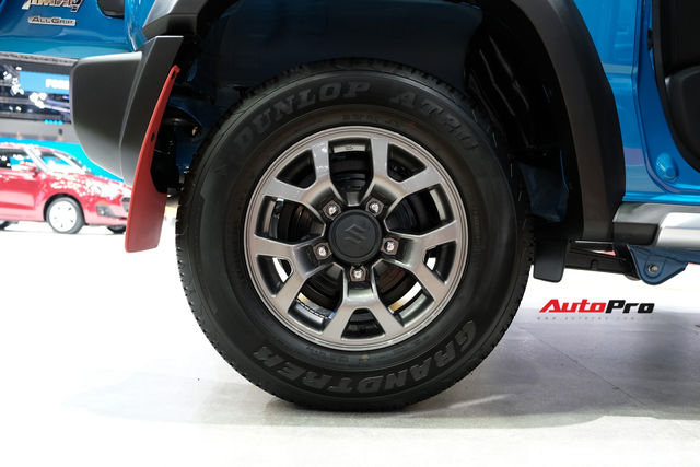 Hàng hot Suzuki Jimny ra mắt Thái Lan với mức giá không thể chát hơn, vạch tương lai mờ mịt ở Việt Nam - Ảnh 12.