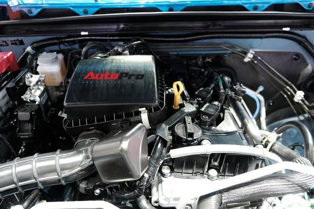 Hàng hot Suzuki Jimny ra mắt Thái Lan với mức giá không thể chát hơn, vạch tương lai mờ mịt ở Việt Nam - Ảnh 14.