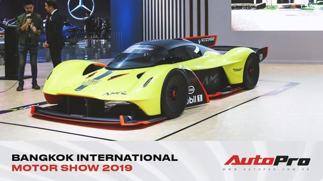 'Trên tay' Aston Martin Valkyrie AMR Pro 1.100 mã lực - Xứng đáng siêu phẩm