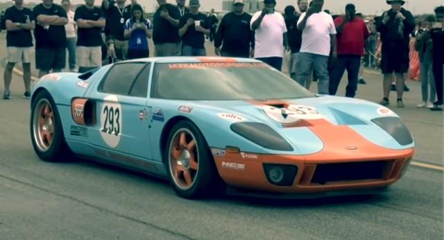 Mẫu xe này của Ford vượt mặt các siêu xe của Koenigsegg hay Bugatti, chạm ngưỡng gần 500km/h - Ảnh 2.