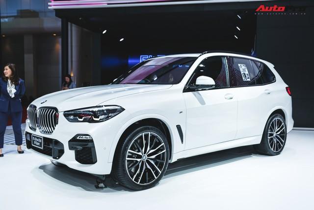 Xem trước BMW X5 2019 sẽ về Việt Nam ngay năm nay, đối trọng của Mercedes-Benz GLE - Ảnh 4.