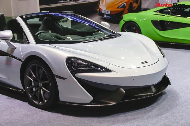 Không chỉ 720S Spider, McLaren còn mang tới chiếc siêu xe mui trần này - Ảnh 4.