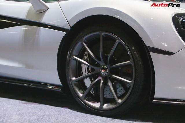 Không chỉ 720S Spider, McLaren còn mang tới chiếc siêu xe mui trần này - Ảnh 5.