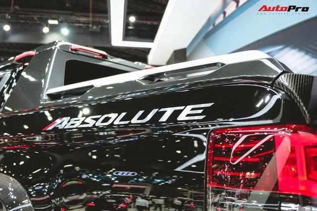 Cận cảnh Mitsubishi Triton Absolute Concept đối đầu Ford Ranger Raptor - Ảnh 9.