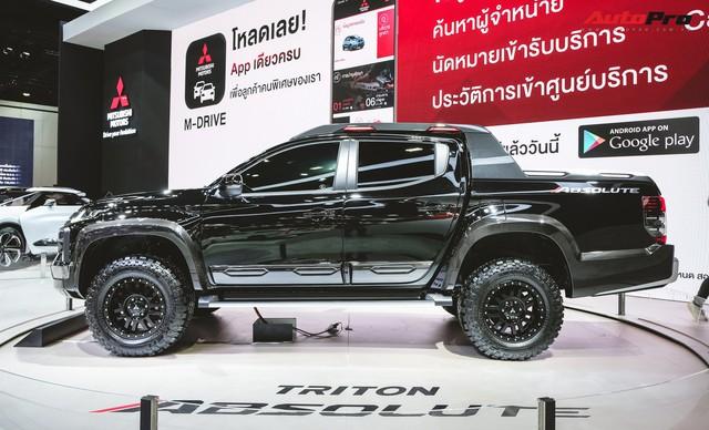 Mitsubishi đăng ký bản quyền cho đối trọng Ford Ranger Raptor - Ảnh 3.