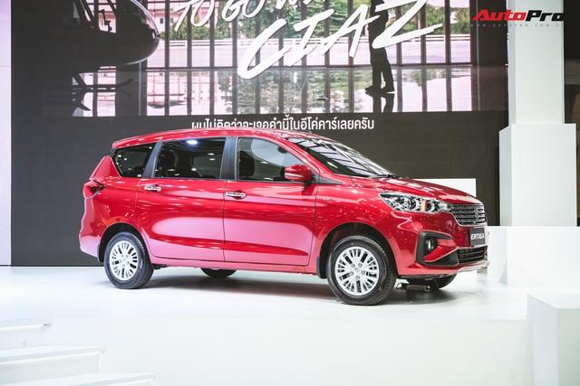 Xem trước Suzuki Ertiga 2019 sắp về Việt Nam, cạnh tranh hàng hot Mitsubishi Xpander - Ảnh 4.
