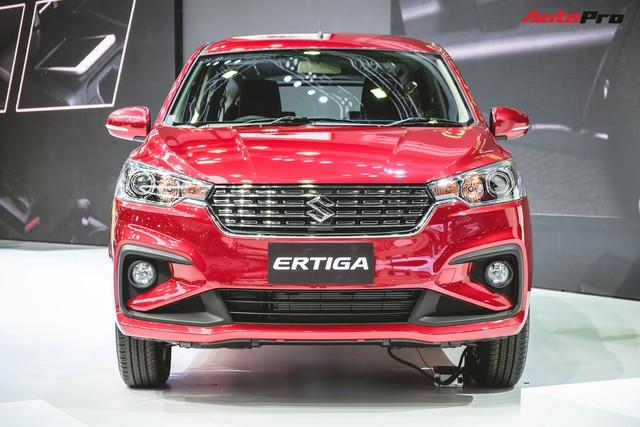 Xem trước Suzuki Ertiga 2019 sắp về Việt Nam, cạnh tranh hàng hot Mitsubishi Xpander - Ảnh 1.