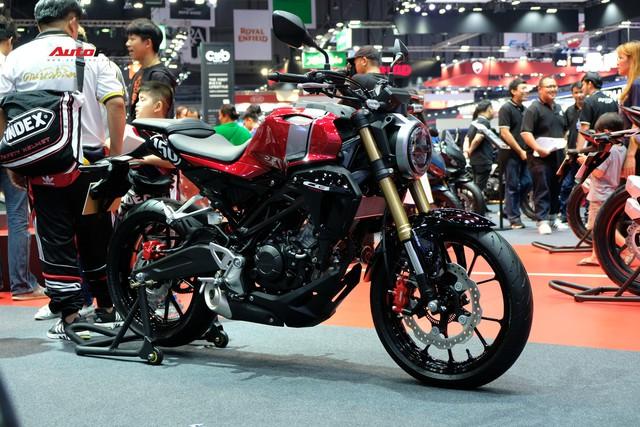 Chi tiết Honda CB150R sắp bán tại Việt Nam, giá 105 triệu đồng - Ảnh 1.