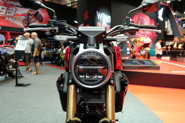 Chi tiết Honda CB150R sắp bán tại Việt Nam, giá 105 triệu đồng - Ảnh 2.