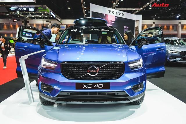 Đây chính là Volvo XC40 sắp bán tại Việt Nam - Đối thủ của GLA, Q3, X1 - Ảnh 2.