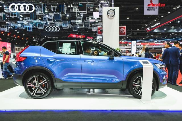 Đây chính là Volvo XC40 sắp bán tại Việt Nam - Đối thủ của GLA, Q3, X1 - Ảnh 4.