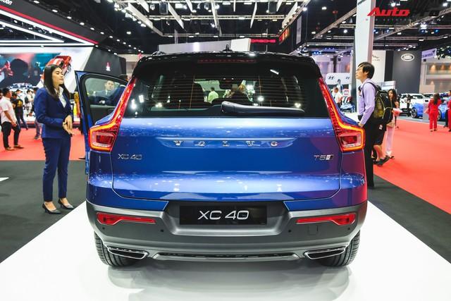 Đây chính là Volvo XC40 sắp bán tại Việt Nam - Đối thủ của GLA, Q3, X1 - Ảnh 6.