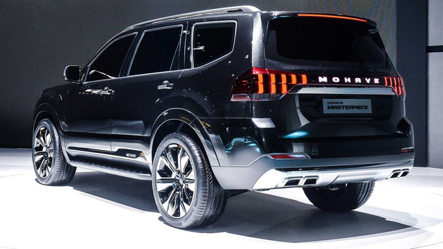 Kia Masterpiece Concept: Làm mới tiền thân của Sorento, Telluride - Ảnh 5.