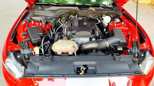 5 năm tuổi, Ford Mustang hạ giá chỉ hơn 1,7 tỷ đồng - Ảnh 4.