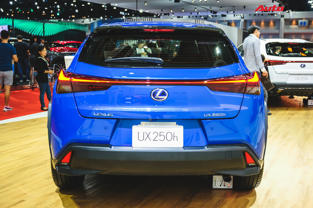 Soi kỹ Lexus UX - SUV sang chờ ngày về Việt Nam, đấu BMW X1 - Ảnh 5.
