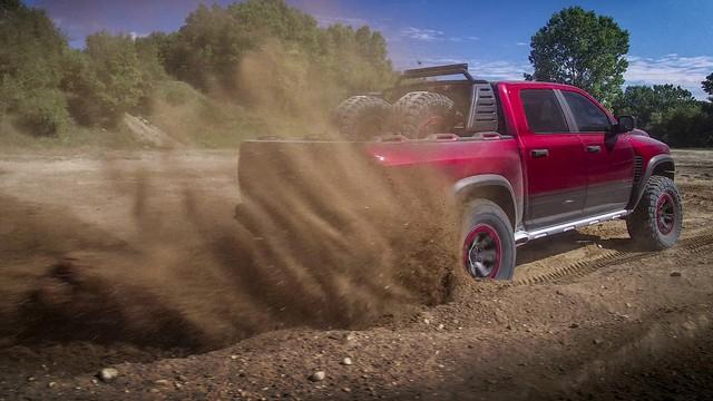 Không phải Ford Ranger Raptor, đây mới là bán tải cỡ trung hiệu suất cao đang được mong chờ - Ảnh 4.