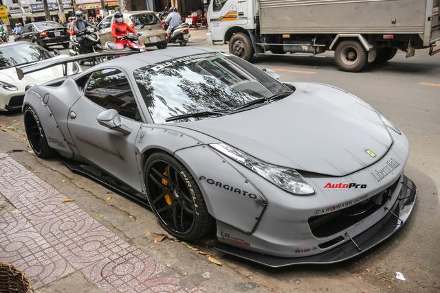 Danh hiệu siêu xe chịu khó thay đổi nhất Việt Nam chắc chắn thuộc về chiếc Ferrari 458 nổi tiếng này - Ảnh 3.