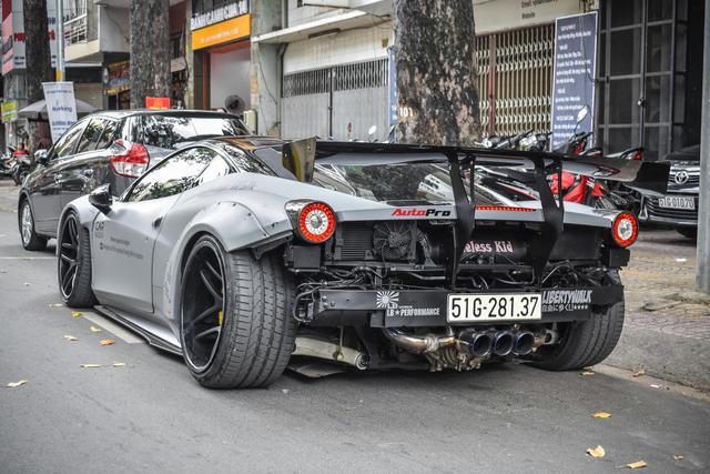 Danh hiệu siêu xe chịu khó thay đổi nhất Việt Nam chắc chắn thuộc về chiếc Ferrari 458 nổi tiếng này - Ảnh 7.