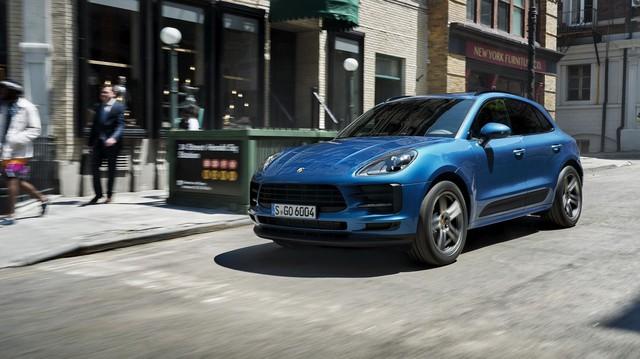 Porsche vẫn bán Macan động cơ truyền thống vì chưa đủ tự tin về xe điện