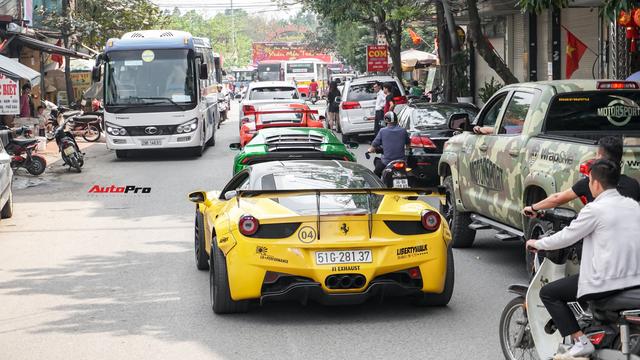 Danh hiệu siêu xe chịu khó thay đổi nhất Việt Nam chắc chắn thuộc về chiếc Ferrari 458 nổi tiếng này - Ảnh 5.