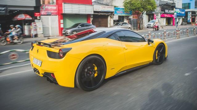 Danh hiệu siêu xe chịu khó thay đổi nhất Việt Nam chắc chắn thuộc về chiếc Ferrari 458 nổi tiếng này - Ảnh 1.