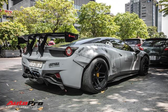 Danh hiệu siêu xe chịu khó thay đổi nhất Việt Nam chắc chắn thuộc về chiếc Ferrari 458 nổi tiếng này - Ảnh 8.
