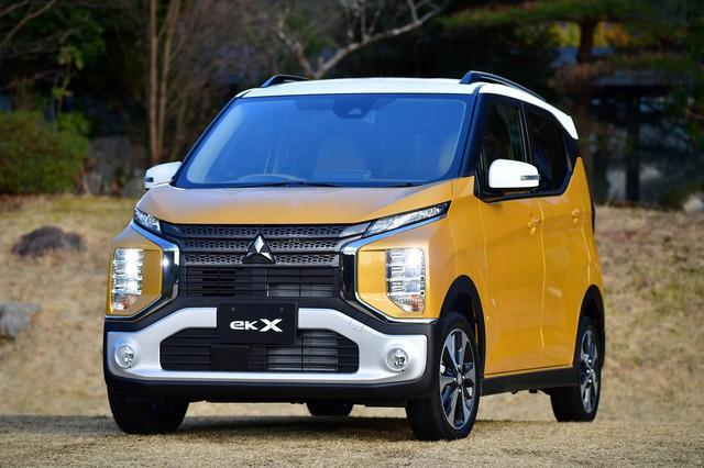 Tiểu Xpander Mitsubishi eK X chính thức chốt giá từ 12.750 USD: Thiết kế đẹp, nhiều tiện nghi, động cơ 0.66L - Ảnh 1.