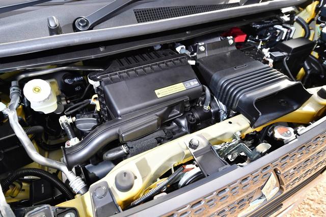 Tiểu Xpander Mitsubishi eK X chính thức chốt giá từ 12.750 USD: Thiết kế đẹp, nhiều tiện nghi, động cơ 0.66L - Ảnh 10.