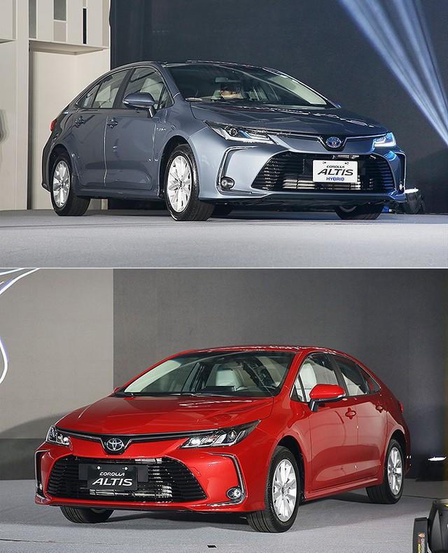 Toyota Corolla Altis 2019 ra mắt tại Đài Loan, về Việt Nam trong năm nay - Ảnh 7.