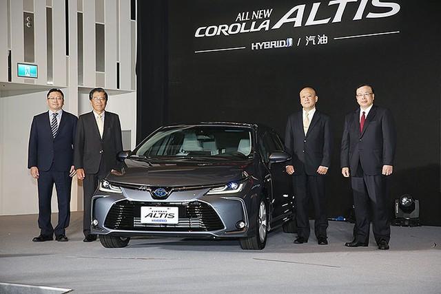 Toyota Corolla Altis 2019 ra mắt tại Đài Loan, về Việt Nam trong năm nay - Ảnh 2.