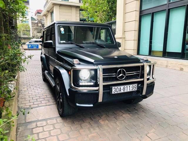 Đại gia Hà Thành quyết định rao bán Mercedes-AMG G63 đời cũ sau 3 năm sử dụng, màu sơn hơn 90 triệu đồng đáng chú ý hơn cả - Ảnh 1.