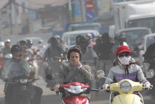 Chuyên gia lý giải chất lượng không khí Hà Nội nhiều ngày xấu 10/10 - Ảnh 1.