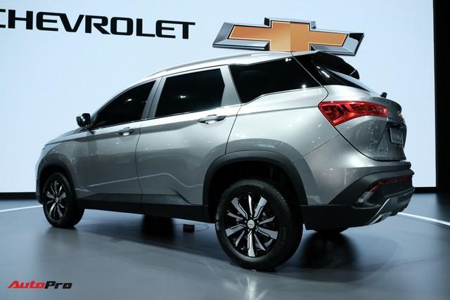 Chevrolet Captiva thế hệ mới trình làng - Chờ ngày VinFast đưa về Việt Nam - Ảnh 7.