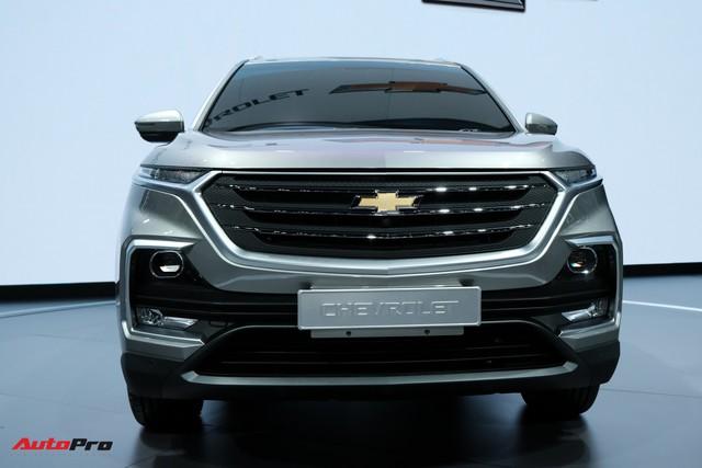 Chevrolet Captiva thế hệ mới trình làng - Chờ ngày VinFast đưa về Việt Nam - Ảnh 5.