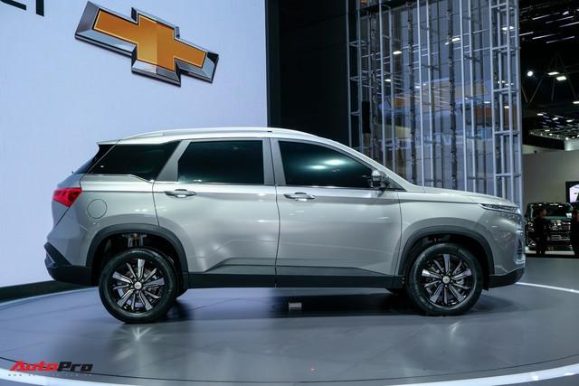 Chevrolet Captiva thế hệ mới trình làng - Chờ ngày VinFast đưa về Việt Nam - Ảnh 6.