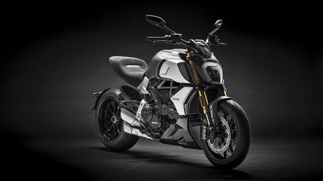 Mang thiết kế 'dị biệt', Ducati Diavel 1260 giành giải xuất sắc năm 2019