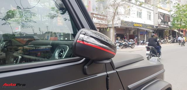 Bắt gặp Mercedes-AMG G63 Edition 1 đời mới đầu tiên Hà Nội ra biển số xuống phố dịp cuối tuần - Ảnh 9.