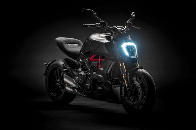 Mang thiết kế dị biệt, Ducati Diavel 1260 giành giải xuất sắc năm 2019 - Ảnh 8.