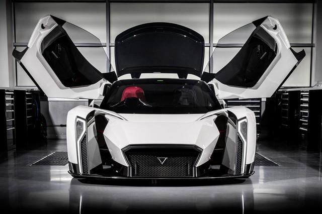 Nhà thiết kế huyền thoại McLaren F1 đặt bút sáng tạo siêu phẩm hoàn toàn mới - Ảnh 2.