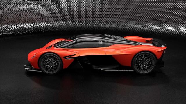Siêu xe Aston Martin Valkyrie chốt thông số khủng: 1.160 mã lực! - Ảnh 1.
