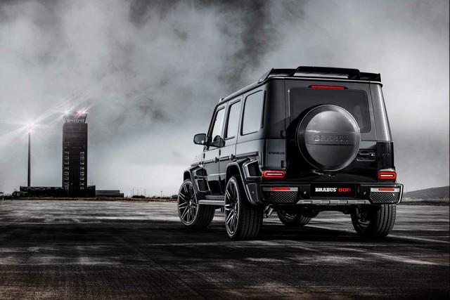 Mercedes-AMG G63 độ Brabus 800 Widestar - Cảm hứng mới cho dân chơi Việt - Ảnh 4.