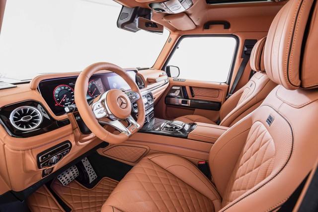 Mercedes-AMG G63 độ Brabus 800 Widestar - Cảm hứng mới cho dân chơi Việt - Ảnh 6.