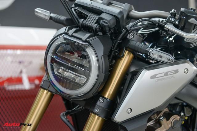 Chi tiết Honda CB650R 2019 giá 246 triệu đồng vừa ra mắt tại Việt Nam, lô đầu về đại lý đã bán hết - Ảnh 3.