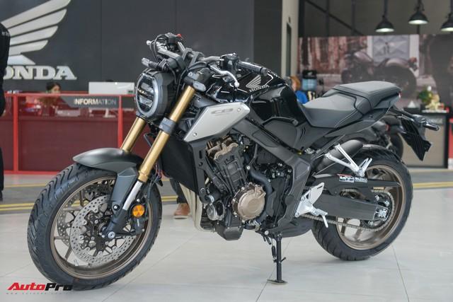 Chi tiết Honda CB650R 2019 giá 246 triệu đồng vừa ra mắt tại Việt Nam, lô đầu về đại lý đã bán hết - Ảnh 1.