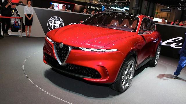 Thêm SUV sang cỡ nhỏ cạnh tranh BMW X1: Câu trả lời của người Ý