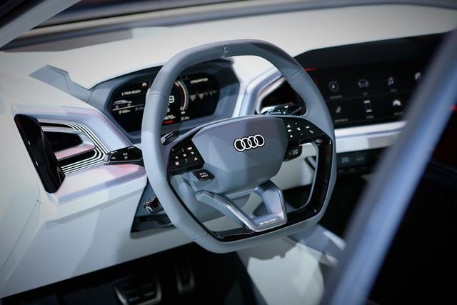 Trình diện Audi Q4 e-tron - SUV chủ lực hoàn toàn mới của Audi - Ảnh 7.